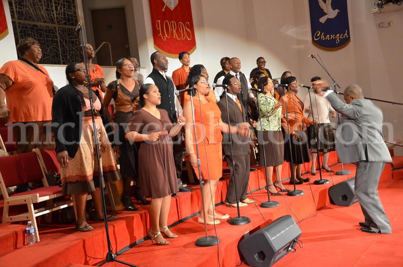 Pastor's Sabbatical - Week 2  11-11