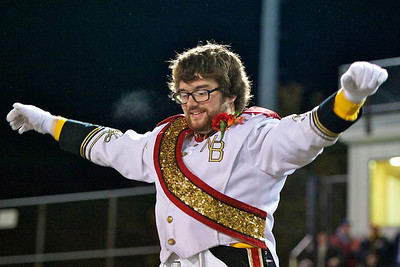 2011 New Brighton HS Marching Lion Pride Band Performances