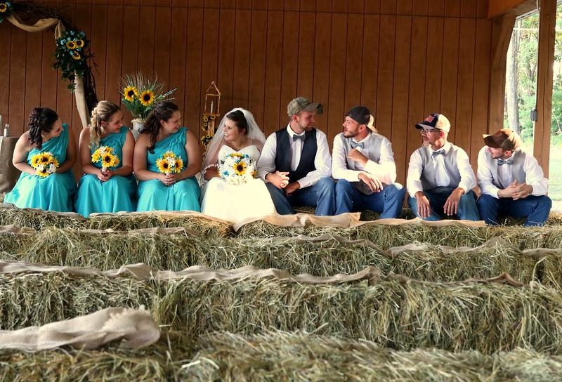 Gates Wedding/Family