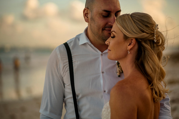 Jenny and Rodrigo's Tulum Wedding At Cabañas La Luna
