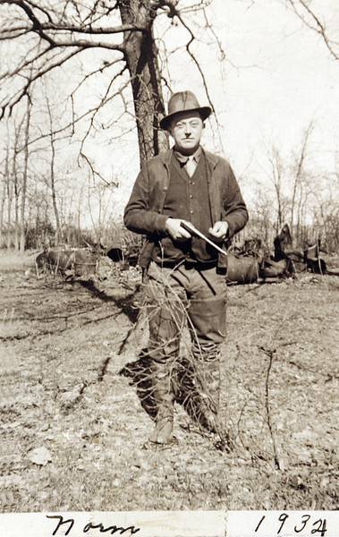 Dad with his Gun.JPG