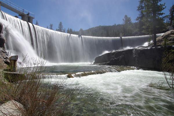 Edison Lake/Bear Dam Diversion