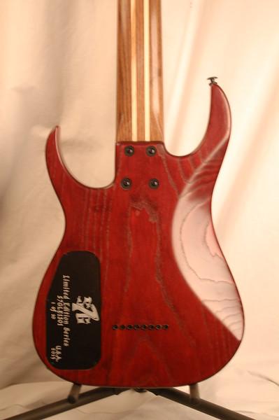 8 string cobra limited edition bolt on