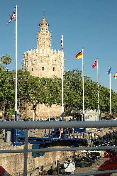 Sevilla - River trip