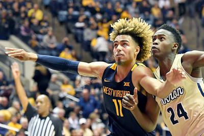 36172 WVU Men's Basketball  Akron November 2019