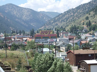 Keystone, Colorado - August 2005