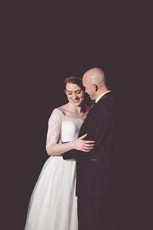 Andrew & Marissa   Wedding, exp. 3/10