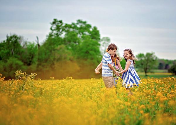Ryal - Wildflowers