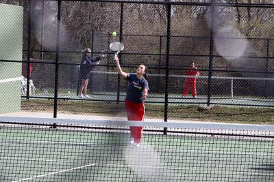 Girls Tennis - 2010-2011 - 5/2/2011 Fruitport