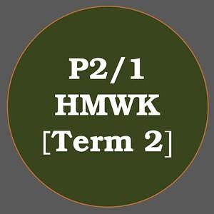 P2/1 HMWK T2