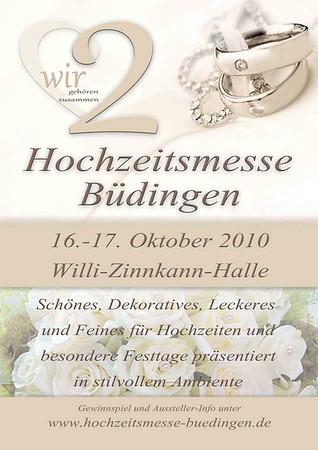 Hochzeitsmesse Büdingen INFO