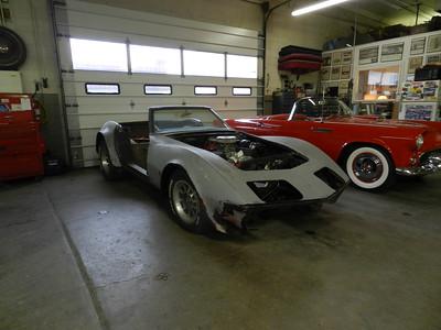 1968 Chevrolet Corvette Roadster - Joe Getchius ...