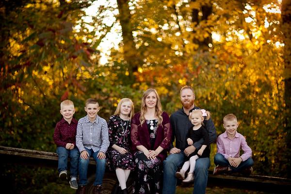 Pendell Family Fall 2019