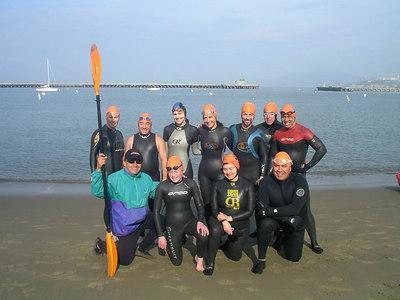 Water World Swim Sunday Swim Jan.28, 2007