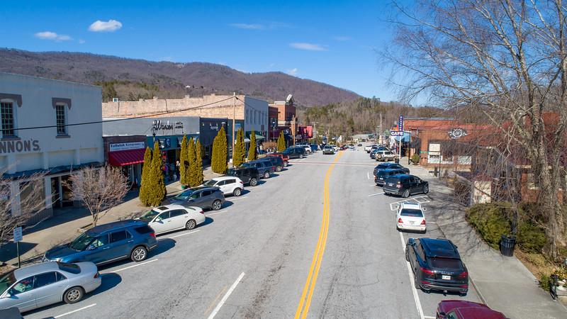 Main Street Drone 020219 billboard