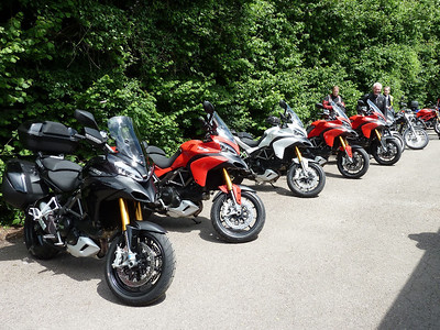 Multistrada 1200 Owner's Meets