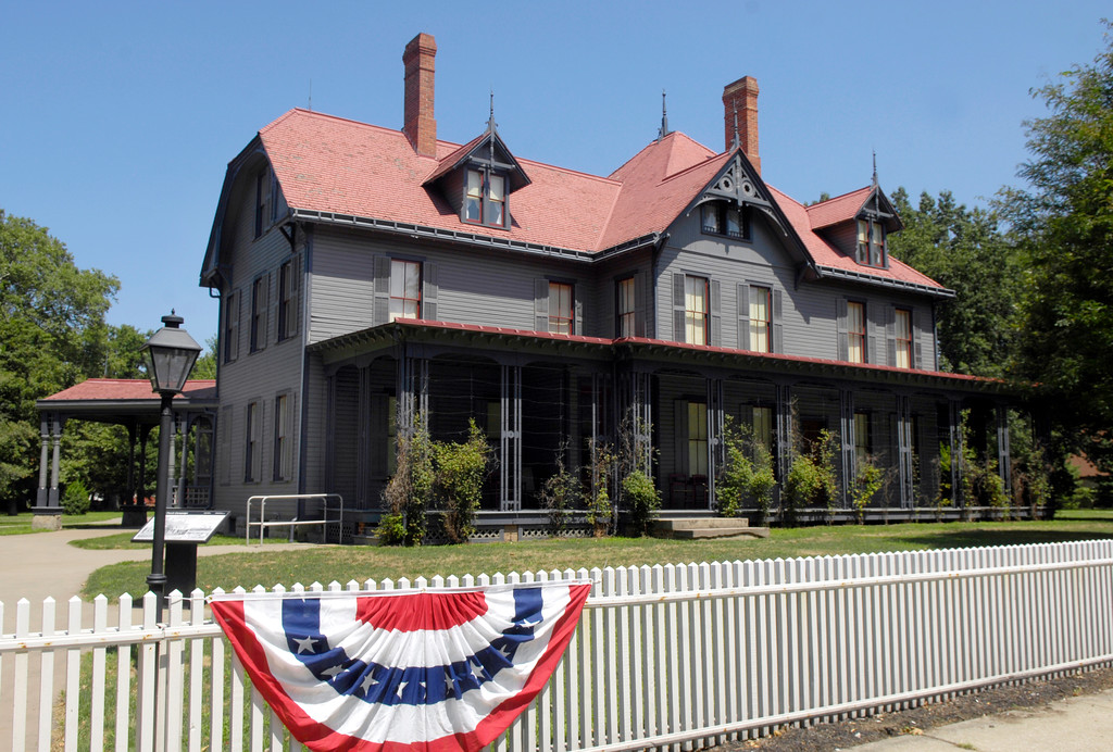 . The James A. Garfield National Historic Site in Mentor is a National Park Service site that will be offering fee-free entry on April 21. The fee-free day is part of National Park Week, which is April 21-29. Learn more about fee-free days in the National Park Service system at www.nps.gov/planyourvisit/fee-free-parks.htm. Find a National Park Service site to explore at findyourpark.com.  (News-Herald file)