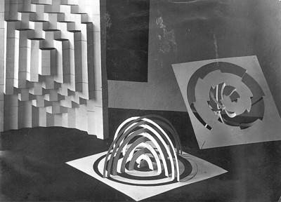 Vorkurs (Preliminary Course), by Josef Albers - 1926/27