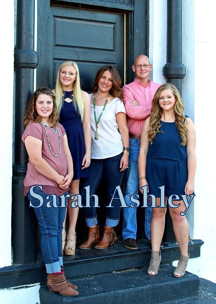 Chris & Keene Vaughn Fall Family pics