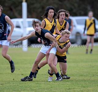 Under 15's - Match 2 - KNTFL v Glenelg