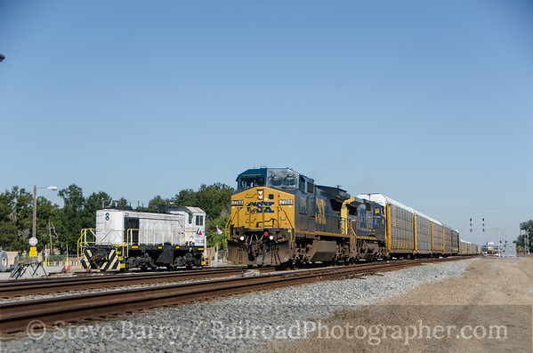 CSX Transportation and Conrad Yelvington Wildwood, Florida December 14, 2014