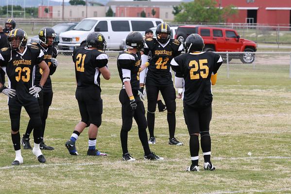 San Angelo Spartans vs El Paso