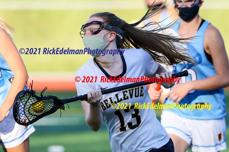 NSI @ Bellevue Women's Lacrosse