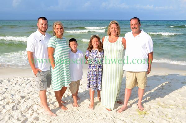 Teasdale Family