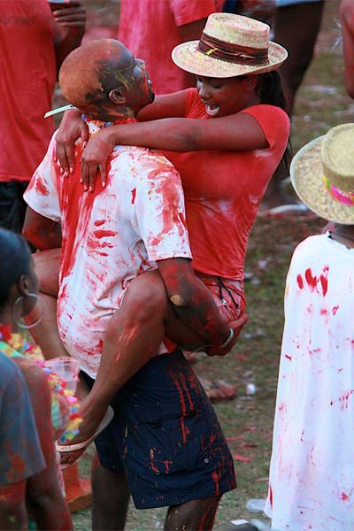 Beach Jouvert 2008 - Jamaica