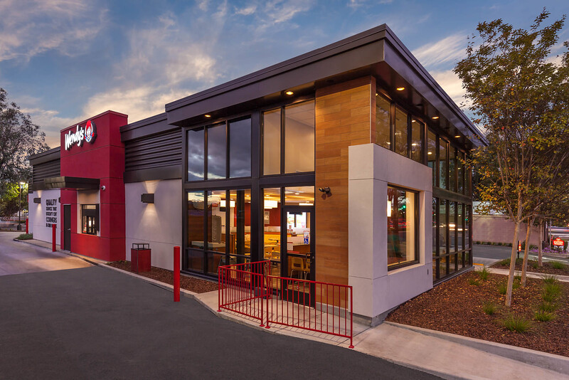 Chico Commercial Photography-Wendys-restaurant-built-by-Holt-Construction.jpg