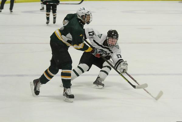 WUHS Boys Hockey  vs Burr & Burton