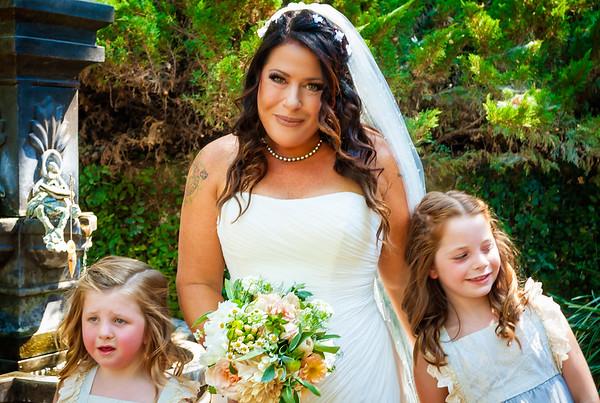 Cash & Julie Ranch Wedding