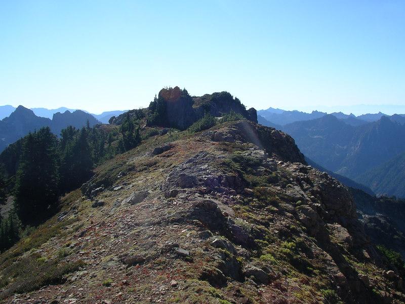Nice ridge.