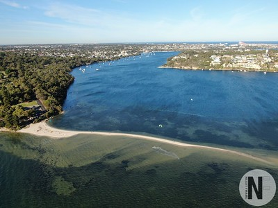 Point Walter Aerial Shots