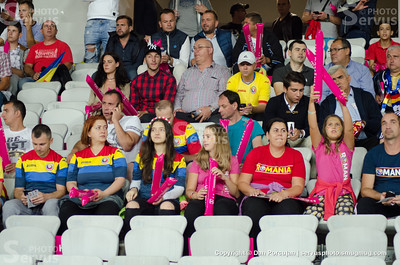 World Cup Qualifying - Romania vs Montenegro