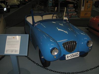 Dubble Bubble Microcar Museum