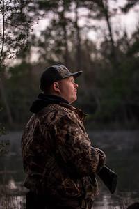 Bryce/Jacob hunt shoot