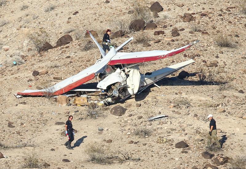 Plane crash  near Silver Creek RD 9-15-18