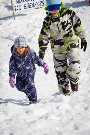 Sledding & Winter Fun