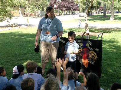 Kindergarten Trip to Kidspace