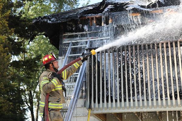 Gurnee Working Fire Beth Court