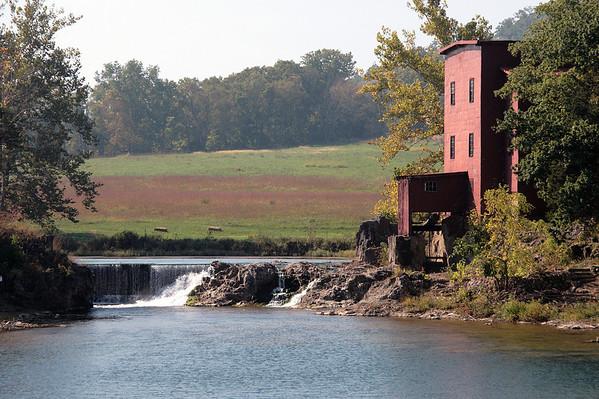 Dillard Mill, Missouri Ozarks