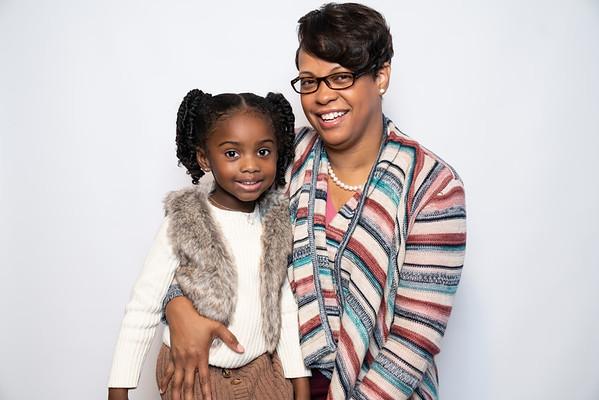 Reniece & Taylor Stevenson (Mommy/Daughter Photos)