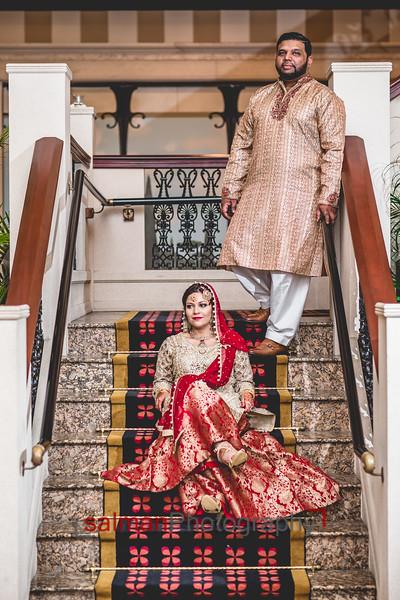 Shazia and Sheraz