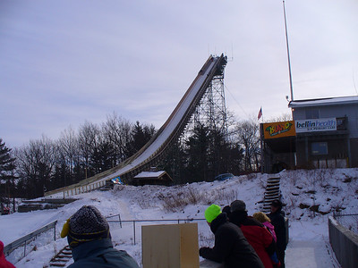 Pine Mountain, Iron Mountain, MI:  February 10-13, 2011