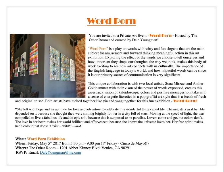 Word Porn exhibition -- press release -page-001.jpg