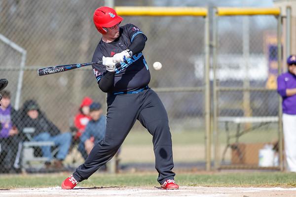 2019-04-13 Baseball vs Lakeland