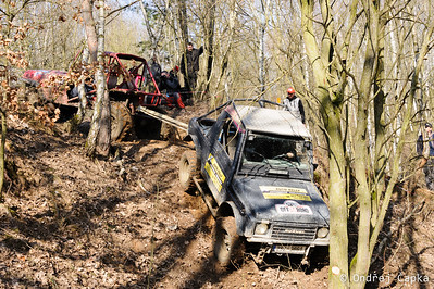 Offroad Trial Milovice 03/2015