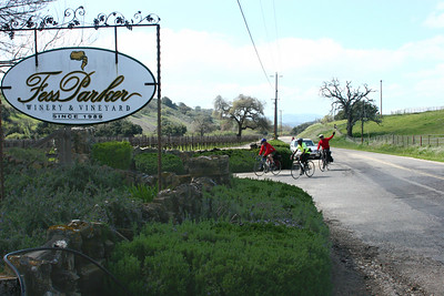 Sideways tour April 2006