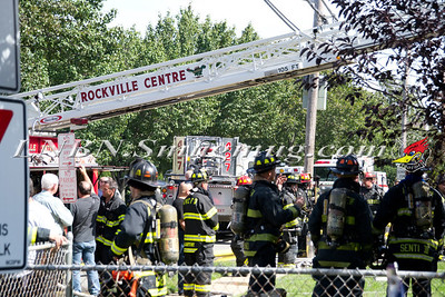 Rockville Centre F.D. House Fire Lakeview Ave & N. Village Ave 9-16-11